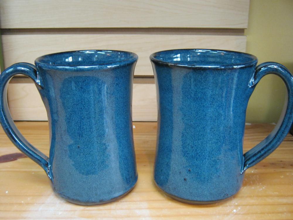 2 Coffee/Tea Mugs